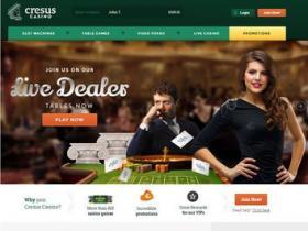 live casino cresus